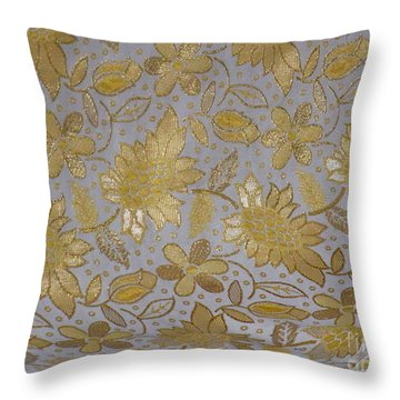 Reunion - Dargah Of Hik Throw Pillow