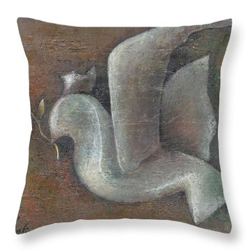 'revealing Hope' Throw Pillow