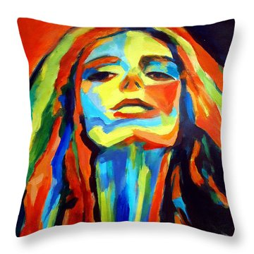 Revelations Throw Pillow