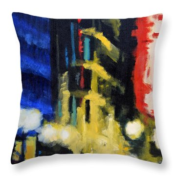 Revisionist History Throw Pillow