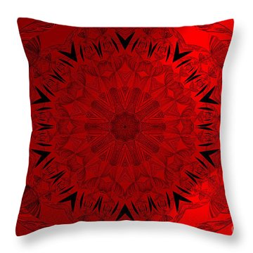 Revival Throw Pillow