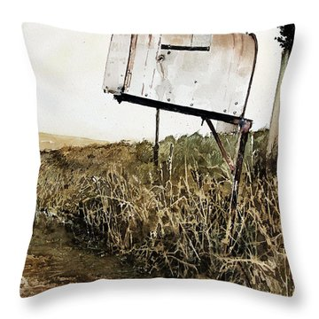 RFD Throw Pillow