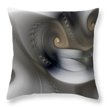 Rhythm And Swing Throw Pillow