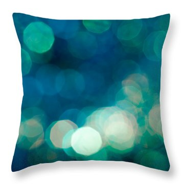 Rhythm N Blues Throw Pillow