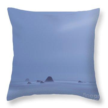 Washington Square Park Throw Pillows