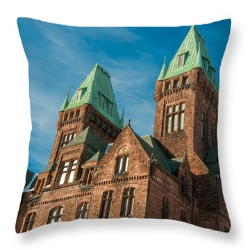 Richardson Complex 3d21972 Throw Pillow
