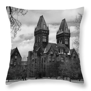 Richardson Complex 4012 Throw Pillow