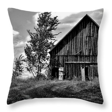 Ridge - Sentinel Winds - Blow - Canada Throw Pillow