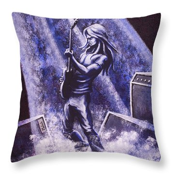 Riff Throw Pillow