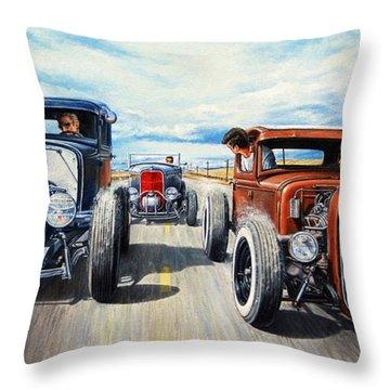 Rubens Throw Pillows