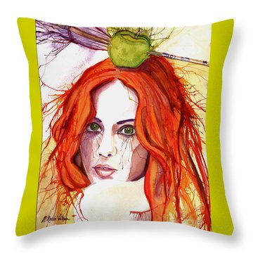Right On Target Throw Pillow