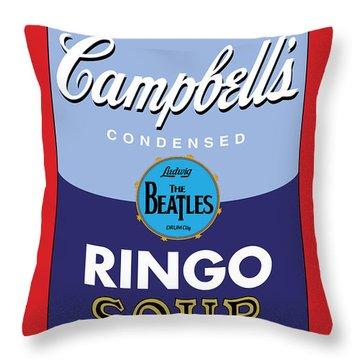 Ringo Throw Pillow