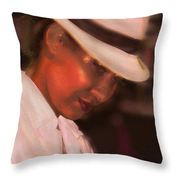 Rio Dream Dancer V  Throw Pillow