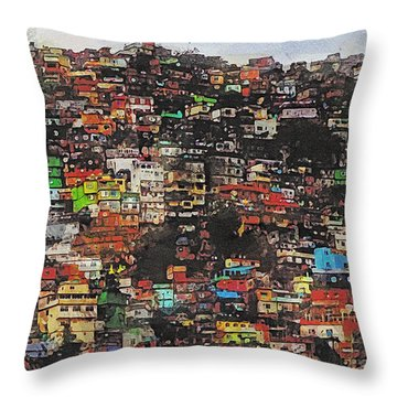 Rio Throw Pillow