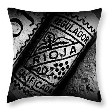 Rioja Throw Pillow