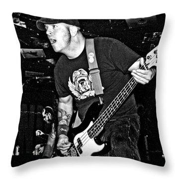Ripchain Throw Pillow