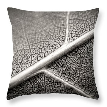 Road Map Of A Restless Mind Throw Pillow