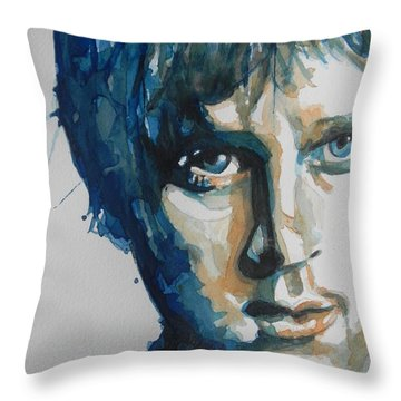Rob Thomas  Matchbox Twenty Throw Pillow