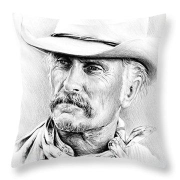 Robert Duvall Throw Pillow