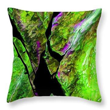 Rock Art 20 Throw Pillow