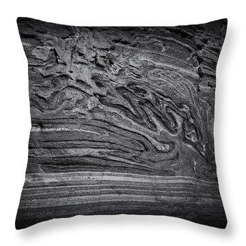 Rock Fish Throw Pillow