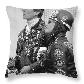 Rockers 2 Throw Pillow