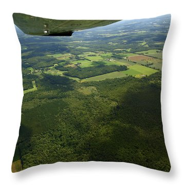 Rogers Paradise East Throw Pillow