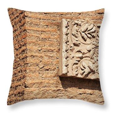 Roman Art Throw Pillow