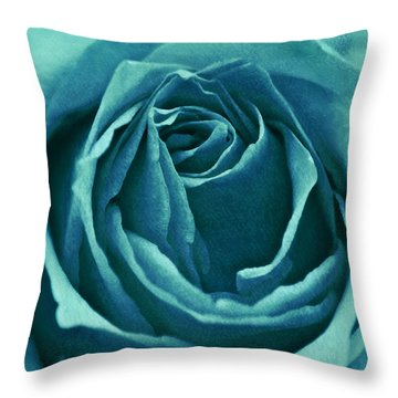 Romance II Throw Pillow by Angela Doelling AD DESIGN Photo and PhotoArt