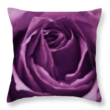 Romance IIi Throw Pillow by Angela Doelling AD DESIGN Photo and PhotoArt