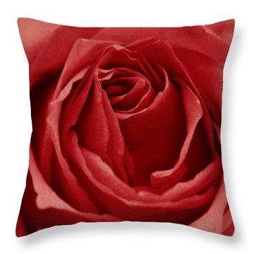 Romance Iv Throw Pillow
