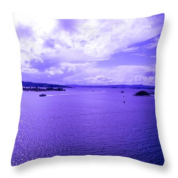 Romance Of Balticsea  Throw Pillow