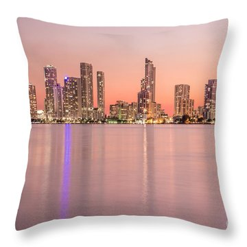 Romancing The Light Throw Pillow
