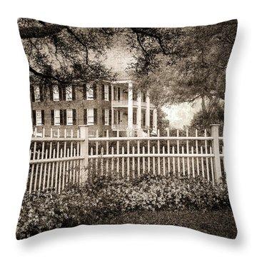 Rosalie House Throw Pillow