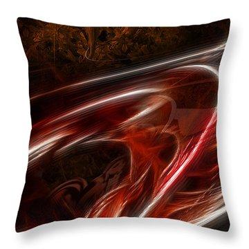 Rosamunde Throw Pillow