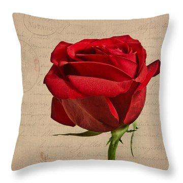 Rose En Variation - S2at03a Throw Pillow
