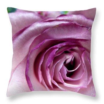 Rose Neptune Throw Pillow