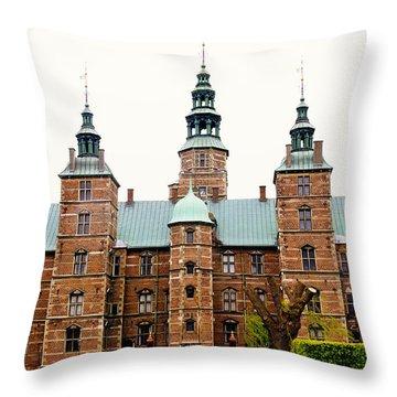 Rosenborg Throw Pillows