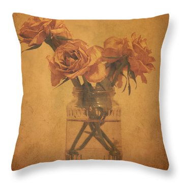 Romance Is In The Air Throw Pillow