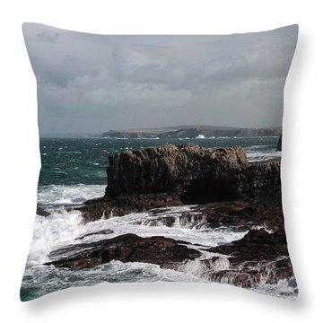 Ross Bay Throw Pillow