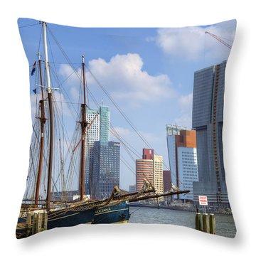 Maas Throw Pillows