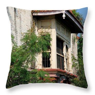 Royal Balcony Throw Pillow