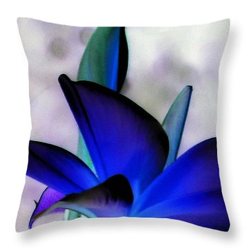 Royal Frangi Throw Pillow