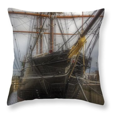 Rss Discovery Throw Pillow by Jason Politte