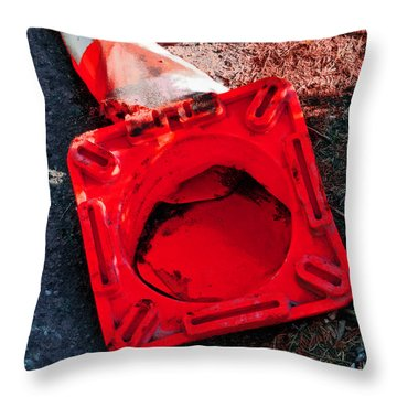 RTA Throw Pillow by Steve Taylor