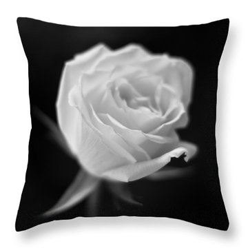 Ruffles Throw Pillow by Robin Konarz