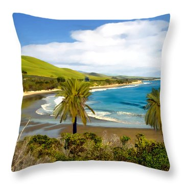 Rufugio Throw Pillow