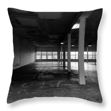 Rundown Throw Pillow