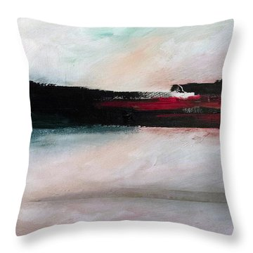 Rush Throw Pillow