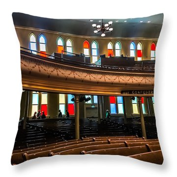 Ryman Colors Throw Pillow